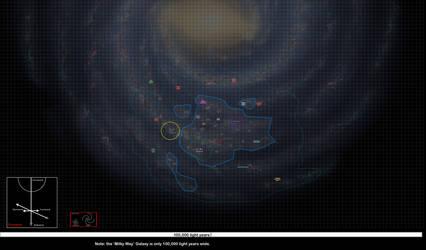 Galaxy :: Arora : Empires by TorinZece