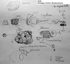 SUB ::  Strategic Uniform Bombardment