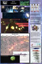 D: March 2015, Space Battleship Yamato 2199 fan