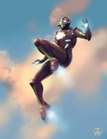 Ultimate Iron Man by jdtmart