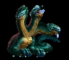 Hydra by jdtmart