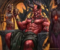 Demon by jdtmart