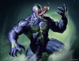 Venom by jdtmart