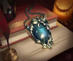 Starsoul Amulet by jdtmart