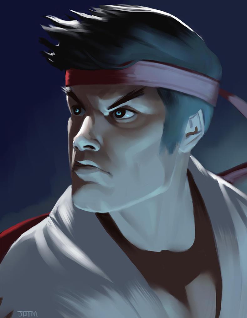 Ryu by johnnymorrow