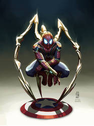 Iron Spider by jdtmart