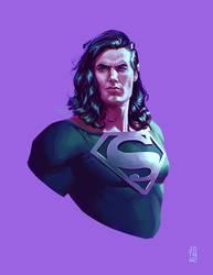 Superman Reborn by jdtmart
