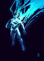 Superman Blue by jdtmart