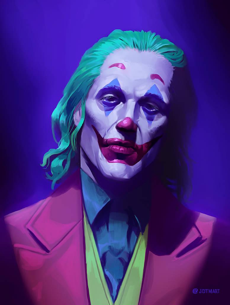 Joker by jdtmart
