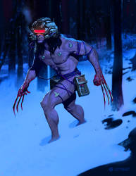 Weapon X by jdtmart