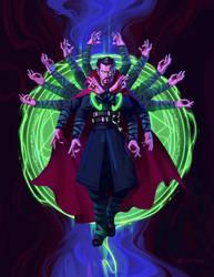 Dr Strange by jdtmart