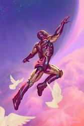 Iron Man by jdtmart