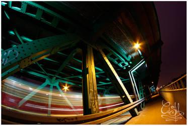 Warsaw by night 02 by Castia