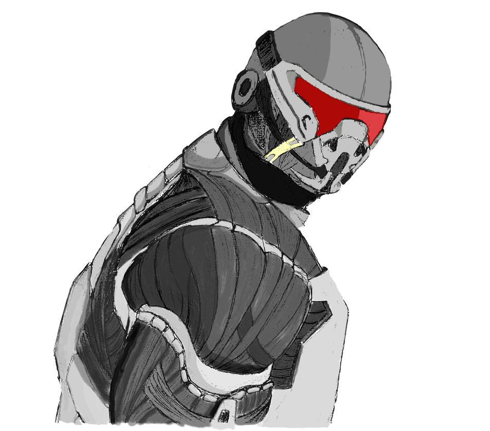Crysis Nano Suit 2 By Quwatli On DeviantArt