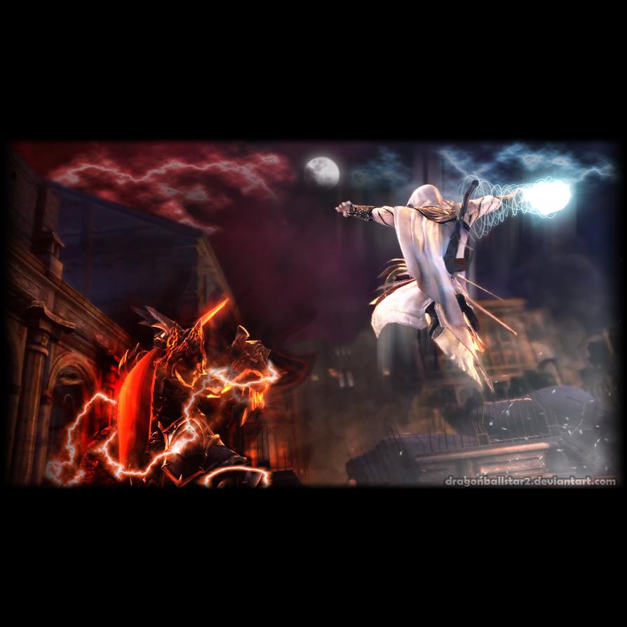 Soul Calibur V Wallpaper by OnlyNura