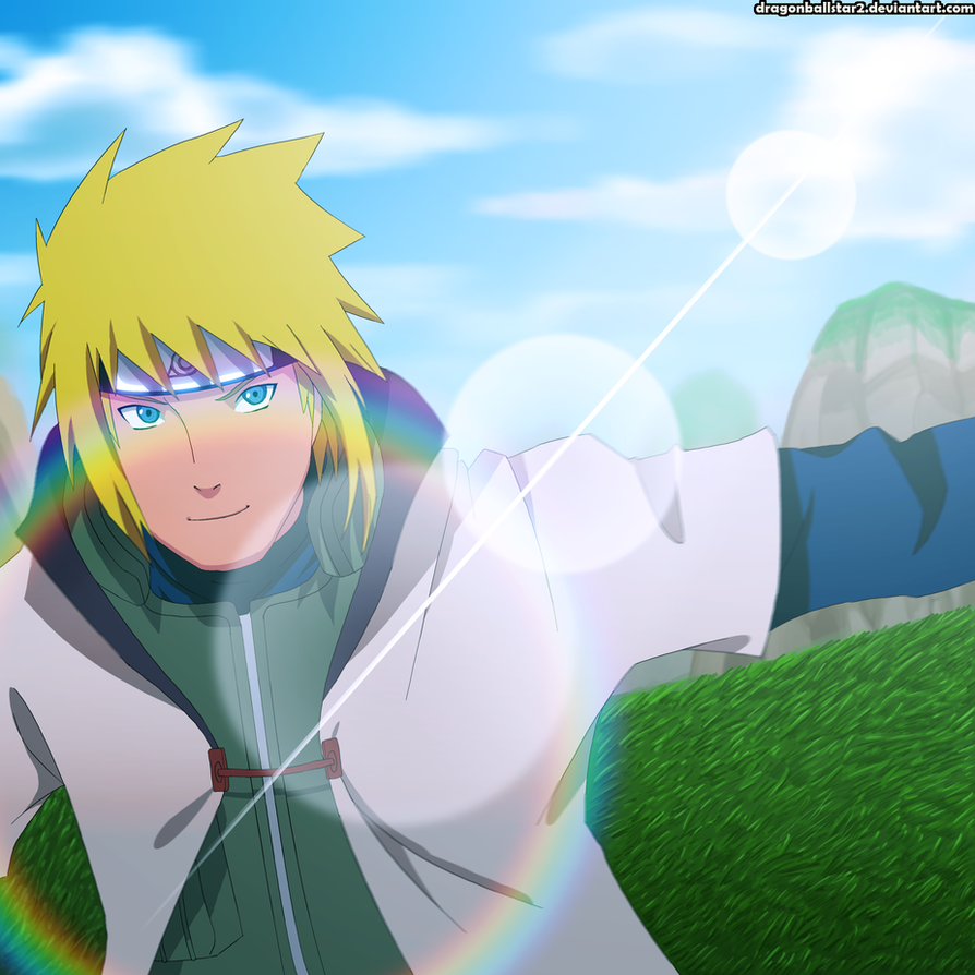The 4th Hokage by OnlyNura