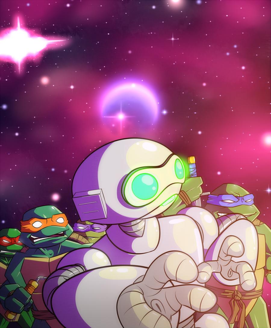 Terror In Space by PowderAkaCaseyJones