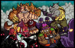 Shredder's Henchmen