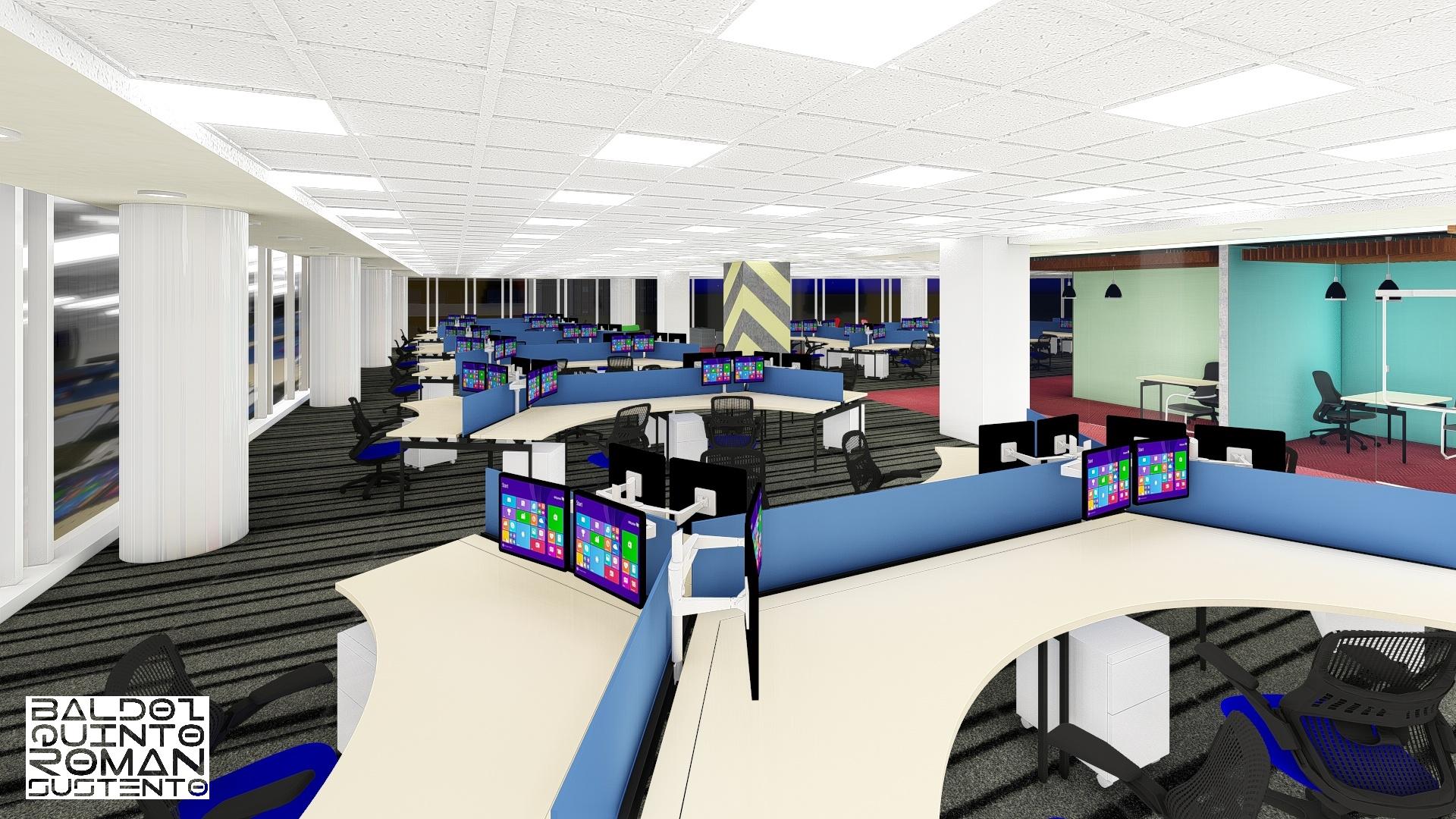 Merck - Vanguard Interiors by thearianway