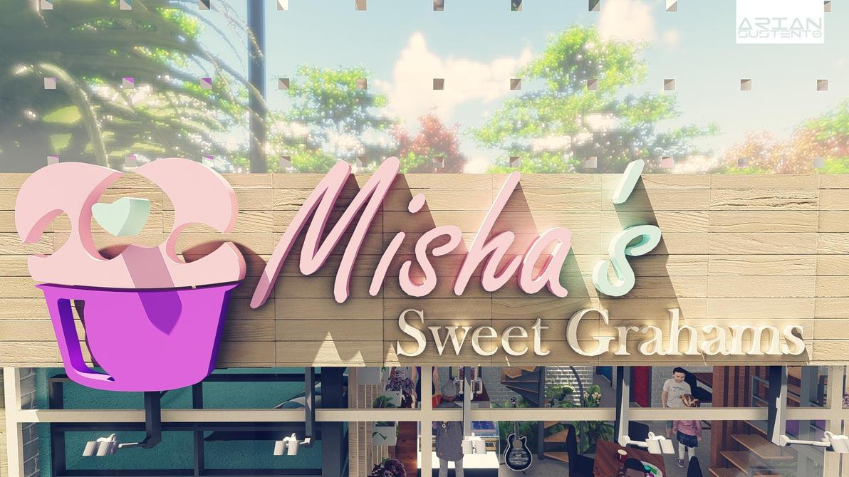 Misha's Sweet Grahams by thearianway