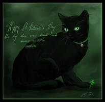 Patrick the Cat by LeafOfSteel