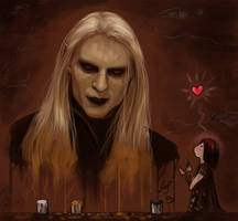 Adoration of Prince Nuada by LeafOfSteel