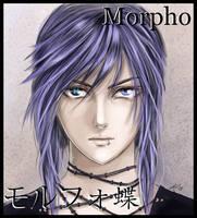 Morpho by LeafOfSteel
