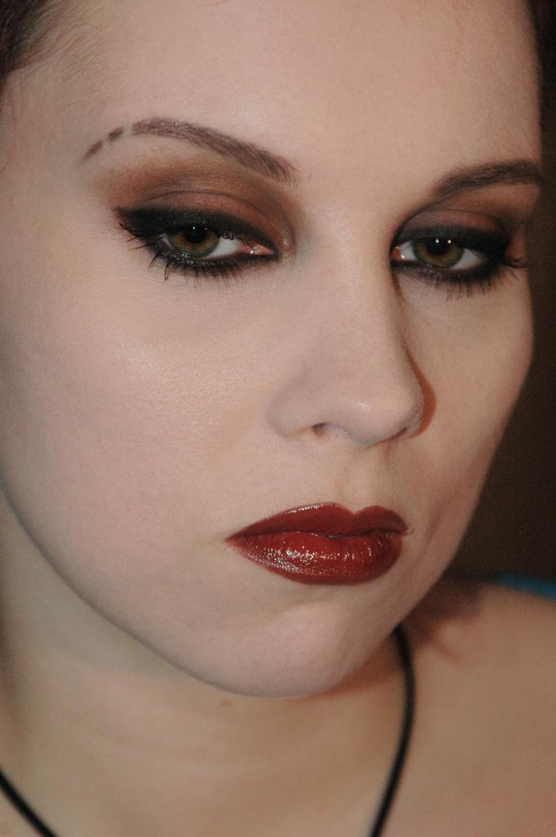 Jack's make-up by LeafOfSteel