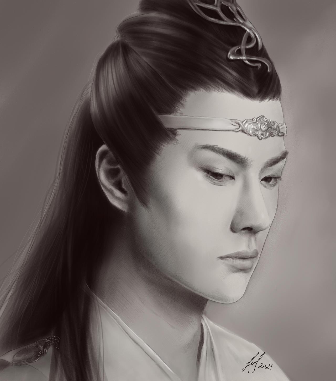 Lan Wangji
