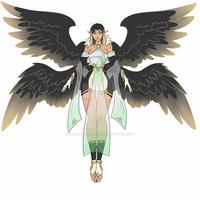 .:Angel OC:. Sahriel