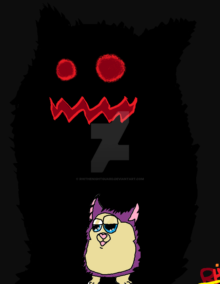 (Tattletail Fanart) 'Mama's Coming....' by RhiTheNightguard