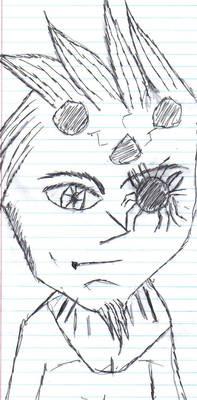 Brainiac Doodle