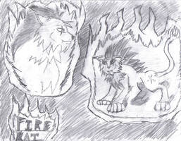 Lion Of Flame: The Remake