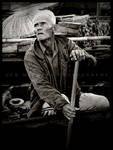 The Oldman by oenmichael