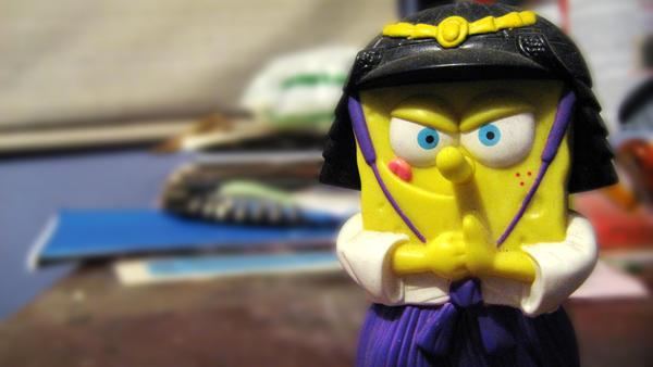 Sponge Bob Squarepants by aldo3d