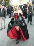 Dark Chii cosplay