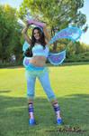 AISHA BELIEVIX cosplay