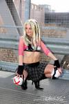 Christina Aguilera cosplay