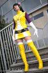 HelloLen as Megumi Oka