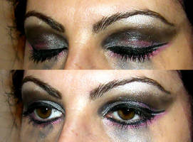 Make up - gothic