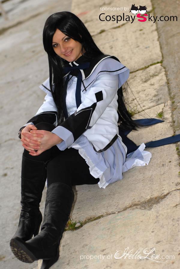 Hello Len - Akemi Homura / Puella Magi Madoka