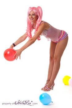 Hello Len - Pink Candy