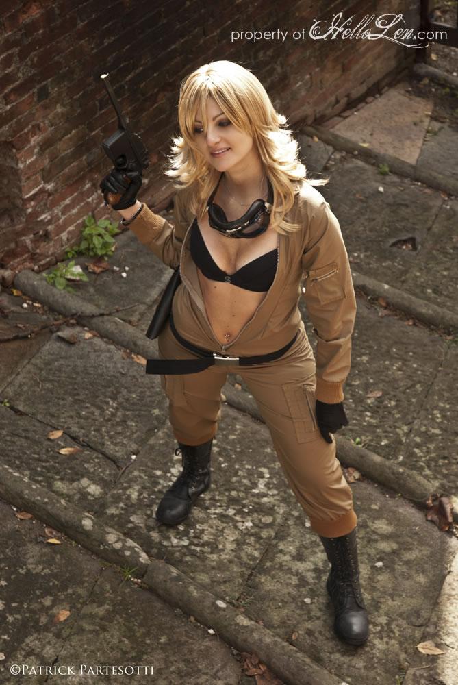 EVA - Metal Gear Solid