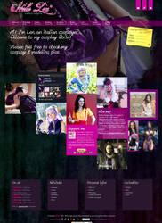 Web Hellolen 2015 by ale-sensee