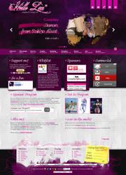 Web Hellolen 2013 by ale-sensee