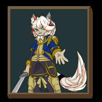 DND - Kitsune