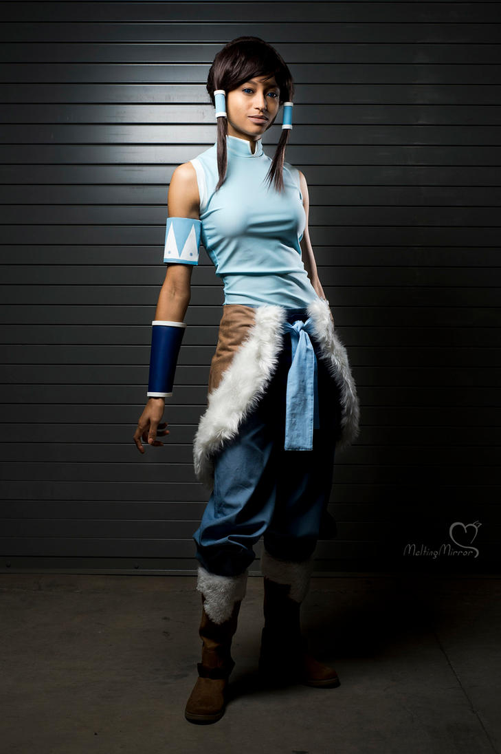 Korra Costume Korra Cosplay Avatar by