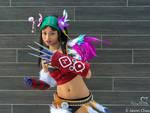 Sharla Cosplay - Xenoblade Chronicles