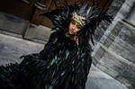 Feathered Queen - Ravenna Cosplay