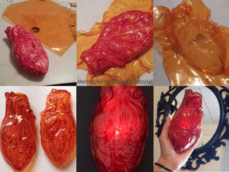 Once upon a Time - Glowing Heart Tutorial by the-mirror-melts